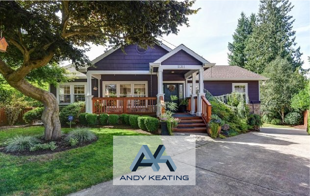 Houghton, Kirkland, WA Represented Seller / $1,501,500 11311 NE 50th Place