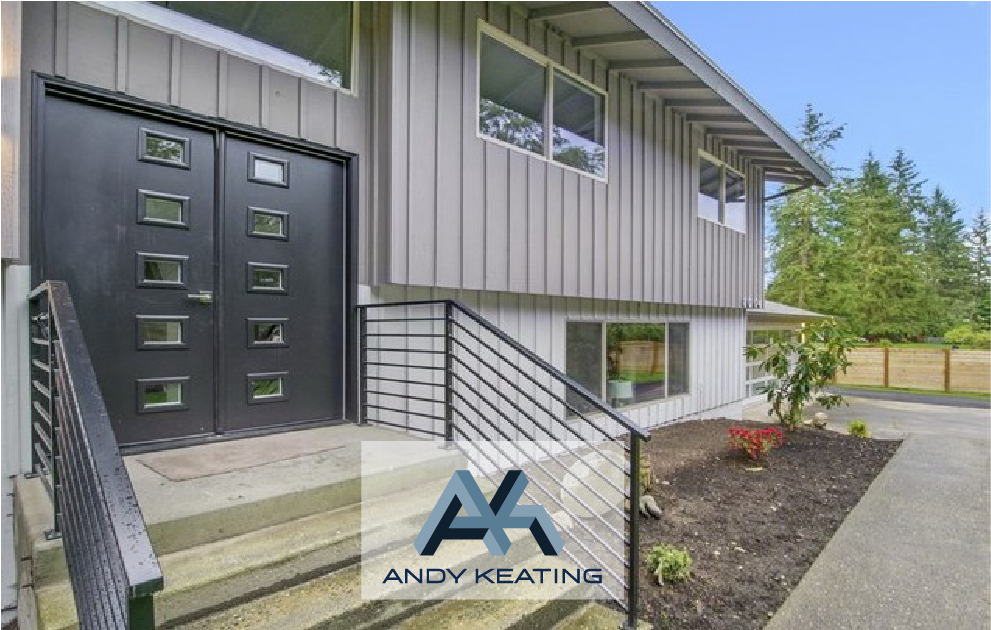 Redmond, WA Represented Seller / $875,000 8004 219th Ave NE