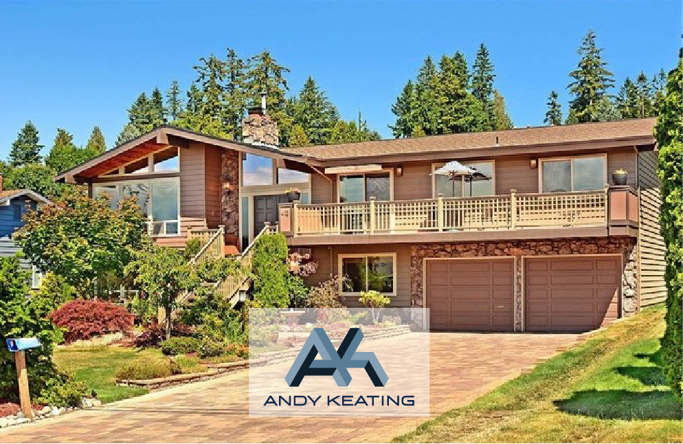 Edmonds, WA Represented Buyer / $810,000 412 Olympic Ave