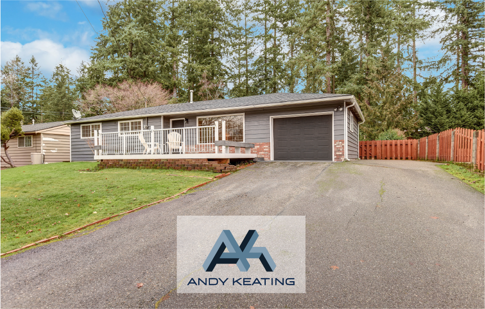 Lynnwood, WA Represented Seller / $470,000 21027 22nd Ave W
