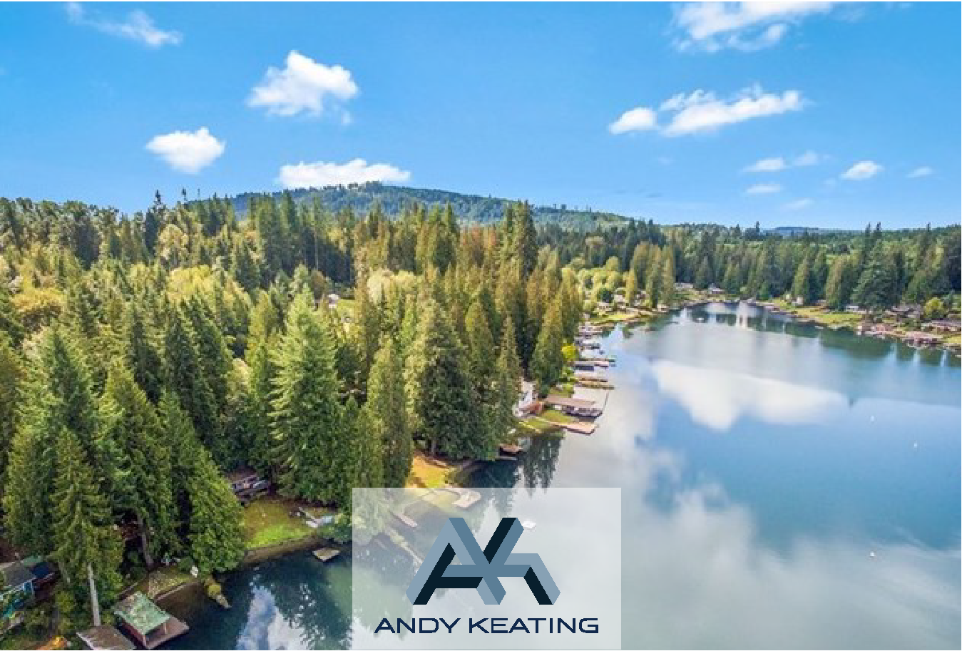Lake Roesiger, WA Represented Buyer / $307,000 2430 S Lake Roesiger Rd