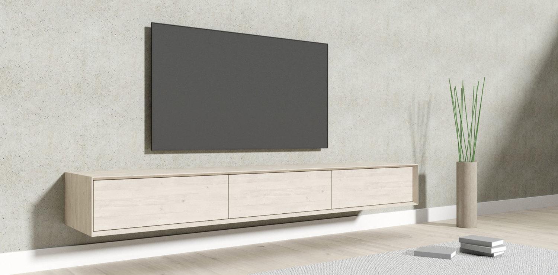 Houten Tv Meubel Op Maat.Tv Meubel Op Maat Design Meubels Op Maat