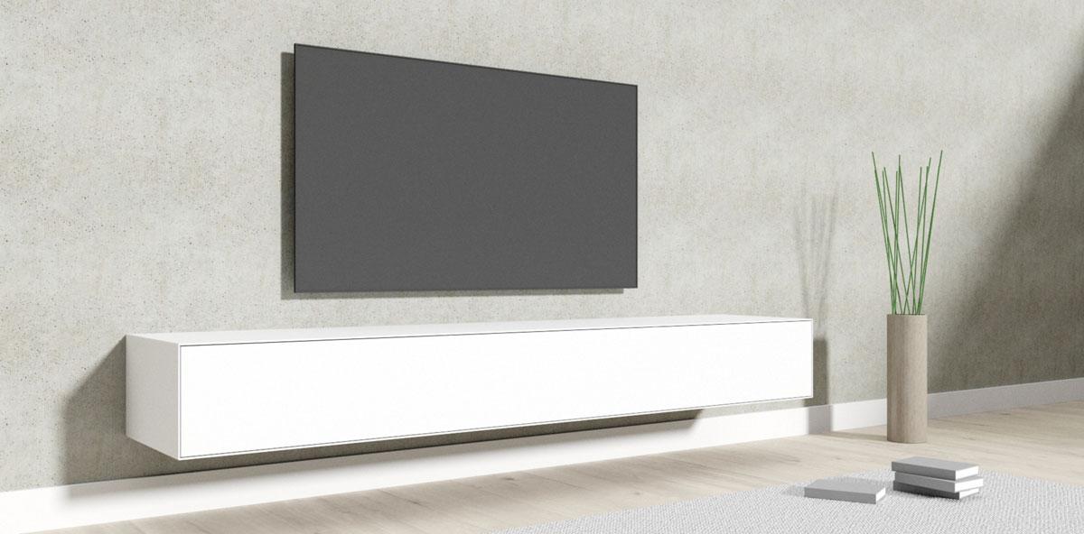 Tv Kast Muur.Tv Meubel Op Maat Design Meubels Op Maat