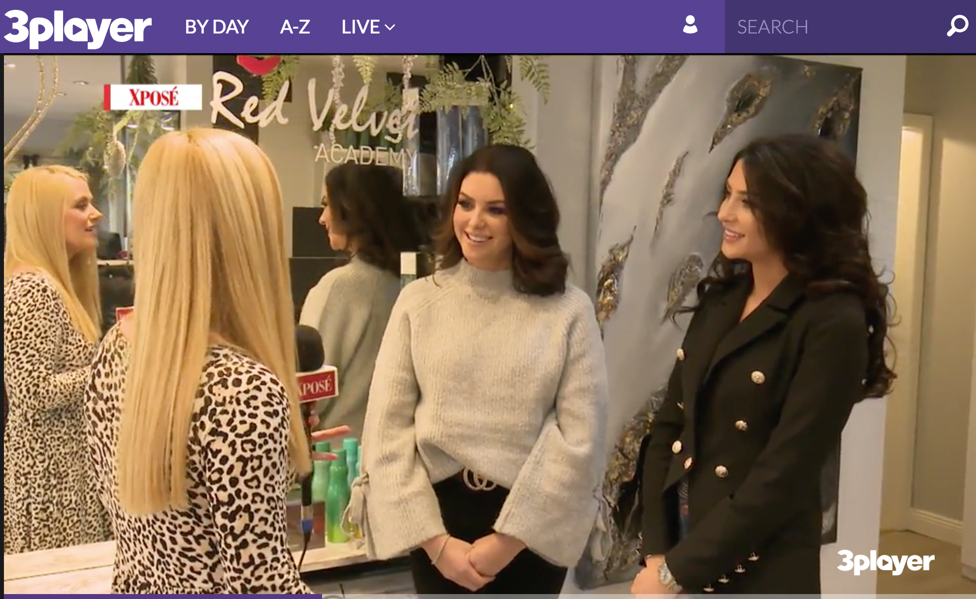 Click here  to watch Suzanne and Carla Jackson talk about their haircare at our Red Velvet Salon