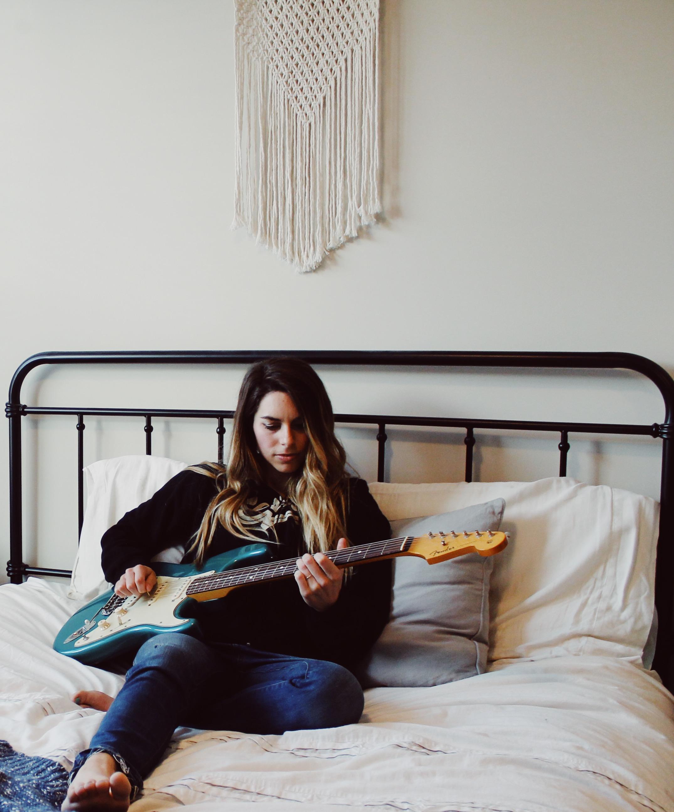 how to do a guitar video for instagram