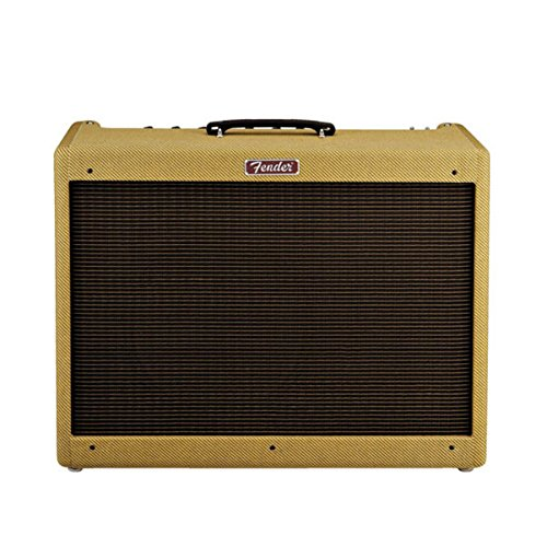40 watt Fender Deluxe Reissue - I love this tube amp so much! It's great for every tone and if you can get an old one, even better! I got mine on Craigslist for like $200 because one of the tubes was broken, so definitely look out for deals!
