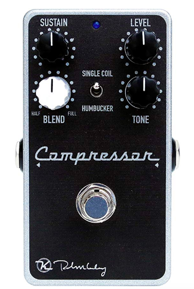 Keeley Compressor Plus - This is a brand new pedal for me and it has immediately made a HUGE difference in my tone! It really makes everything sound a ton cleaner, takes out all the buzz, and gives my guitar a little punch. I don't know why I didn't by this sooner!
