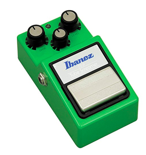 Ibanez TS-9 tube Screamer Classic - Such a classic!