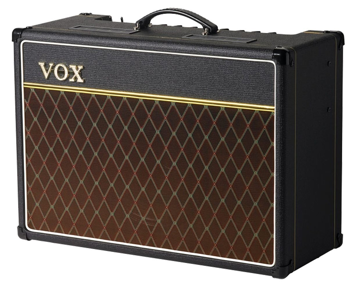 Vox AC15 - (Or the AC10 or AC30). I LOVe this British amp for worship music! Used, they are never that expensive, have a beautiful tone that really cuts through and feels like they make my playing a bit brighter.