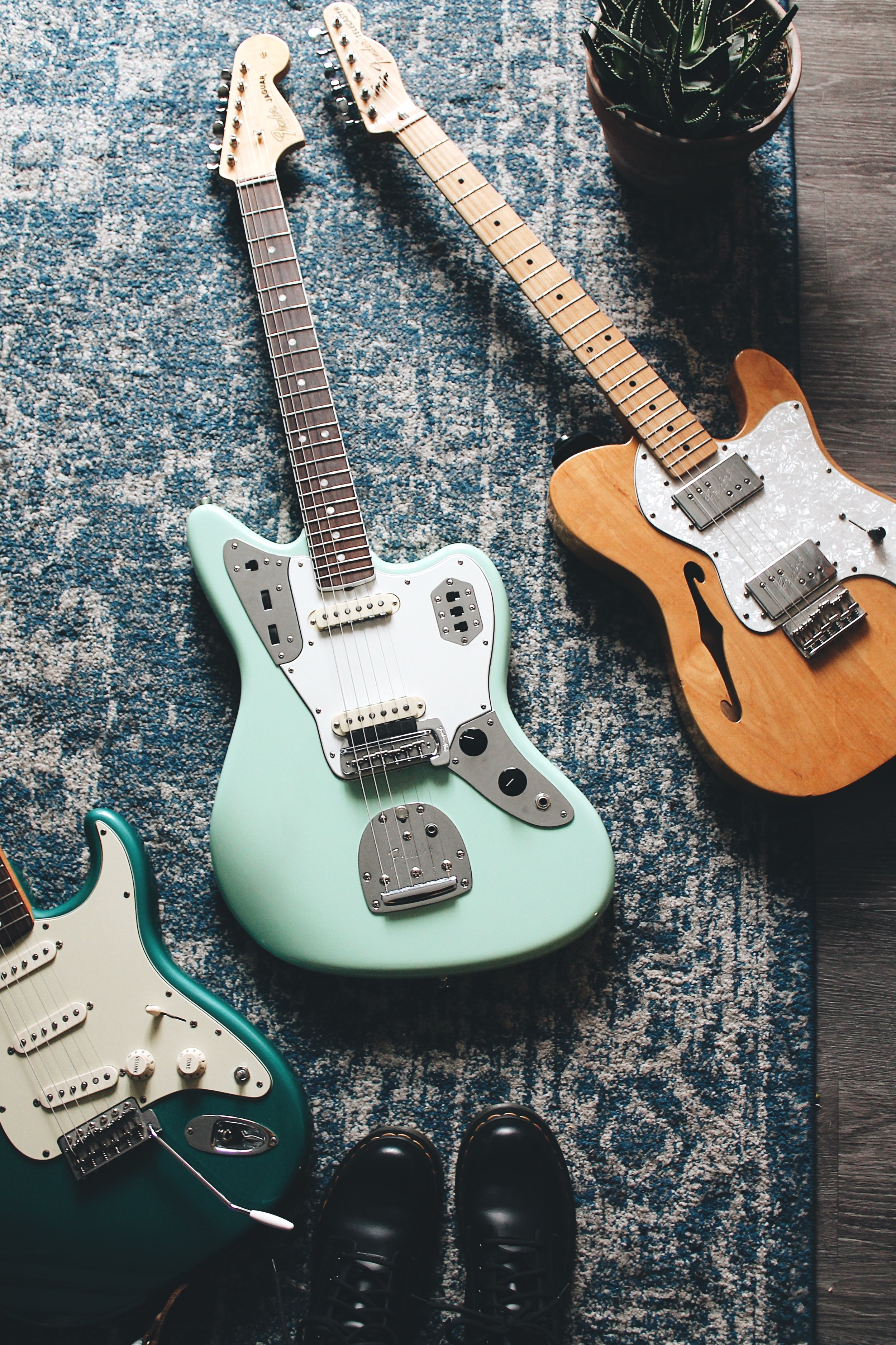 Here's my favorite guitar babies!