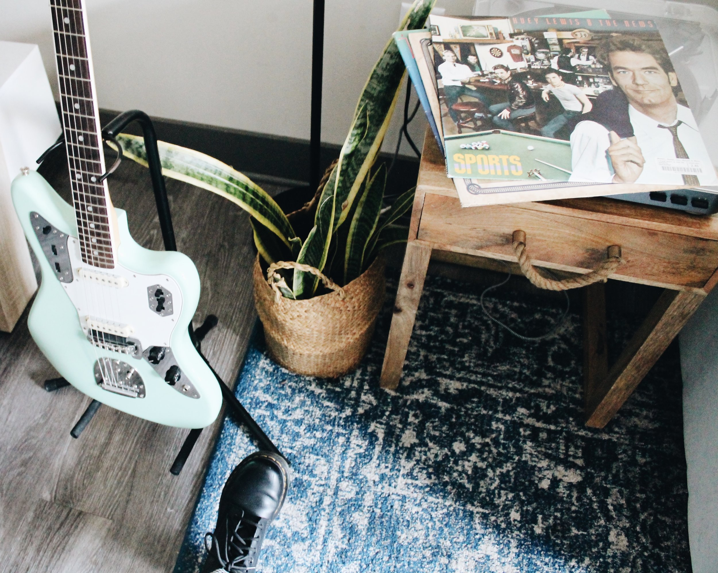 switching from acoustic to electric