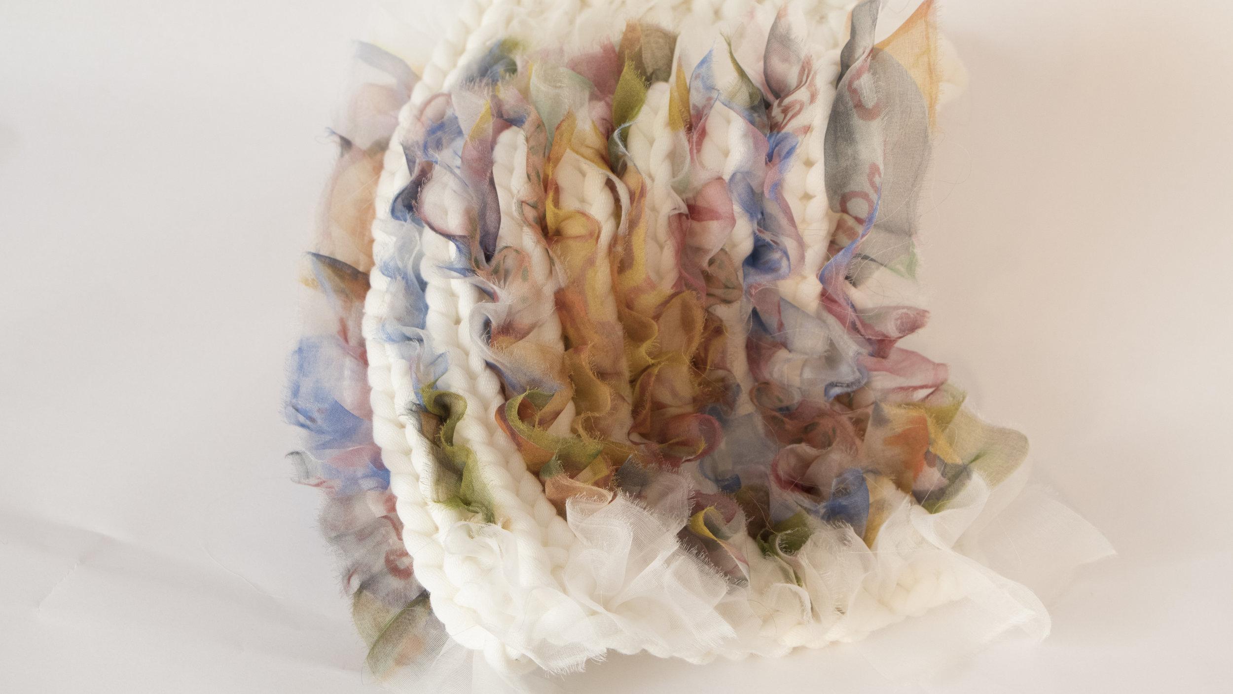 Textile design #4 knitting