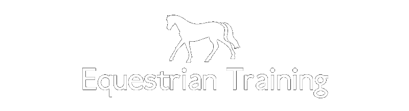 equestrian training logo