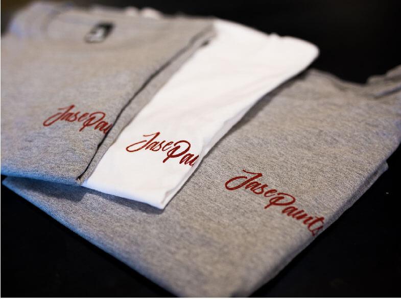 Jase Paints Shirts
