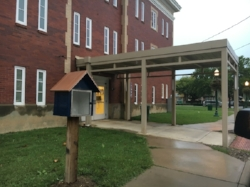 Marietta Morning Rotary and City of Marietta - to Dedicate Little Free Library at Armory