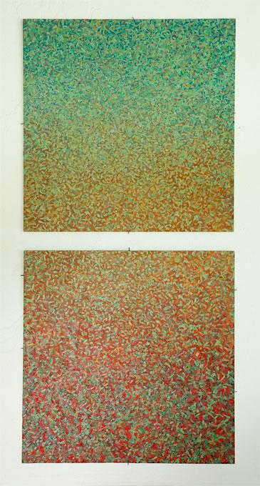 """Carrol Street Painting"""