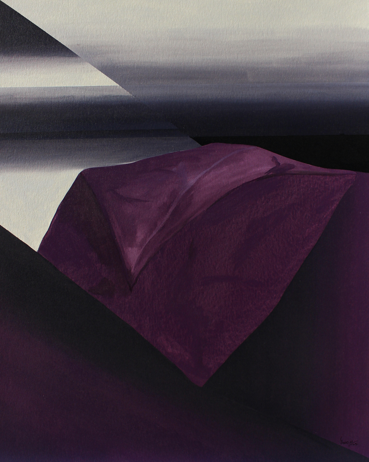 Violet Blanket |  ©  Lino Martinez