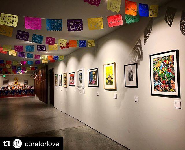 #Repost @curatorlove ・・・ PIALLI by CuratorLove . . . @CuratorLove @72andsunny_ @shg1970 @elnopalpress @aleksandrkats @linomartinezart @isaacpelayo @antoniopelayo @hirugami @nimexica @visionaryrebel2 . . . #PIALLI #LatinX #artistsoninstagram #art #gallery #exhibition #diadelosmuertos #dayofthedead #contemporaryart #chicanoart #Latin #artwork #artsy #72andsunnyla #72andsunny #losangeles #playavista #aleksandrkats #aleksandrkatsphotography #selfhelpgraphics #selfhelp #nopalpress #elnopalpress #linomartinez #antoniopelayo #isaacpelayo #oscarmagallanes #pedrofriedeberg #pierofgiuntiphotography