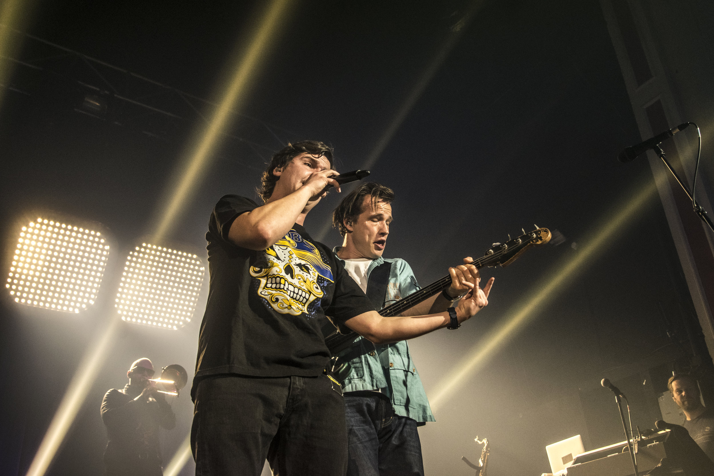 LUKAS GRAHAM PLAYS GLASGOW'S O2 ACADEMY | PICTURE: BY CALUM BUCHAN PHOTOGRAPHY