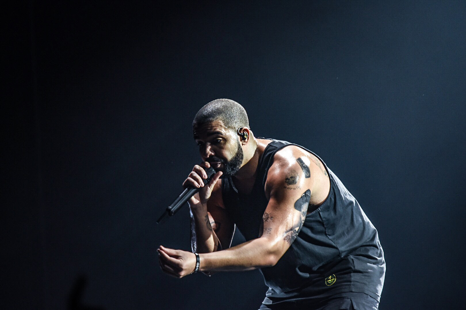 14 - Drake Performs at Glasgow's SSE Hydro as part of The Boy Meets Word Tour - 23-03-17 - Picture By - Calum Buchan Photography.jpg