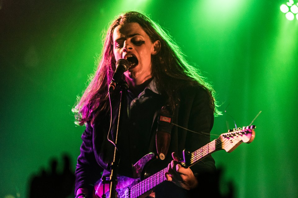 BLAENAVON PERFORMING AT GLASGOW'S KING TUT'S WAH WAH HUT - 03/04/17  PICTURE BY: CALUM BUCHAN PHOTOGRAPHY