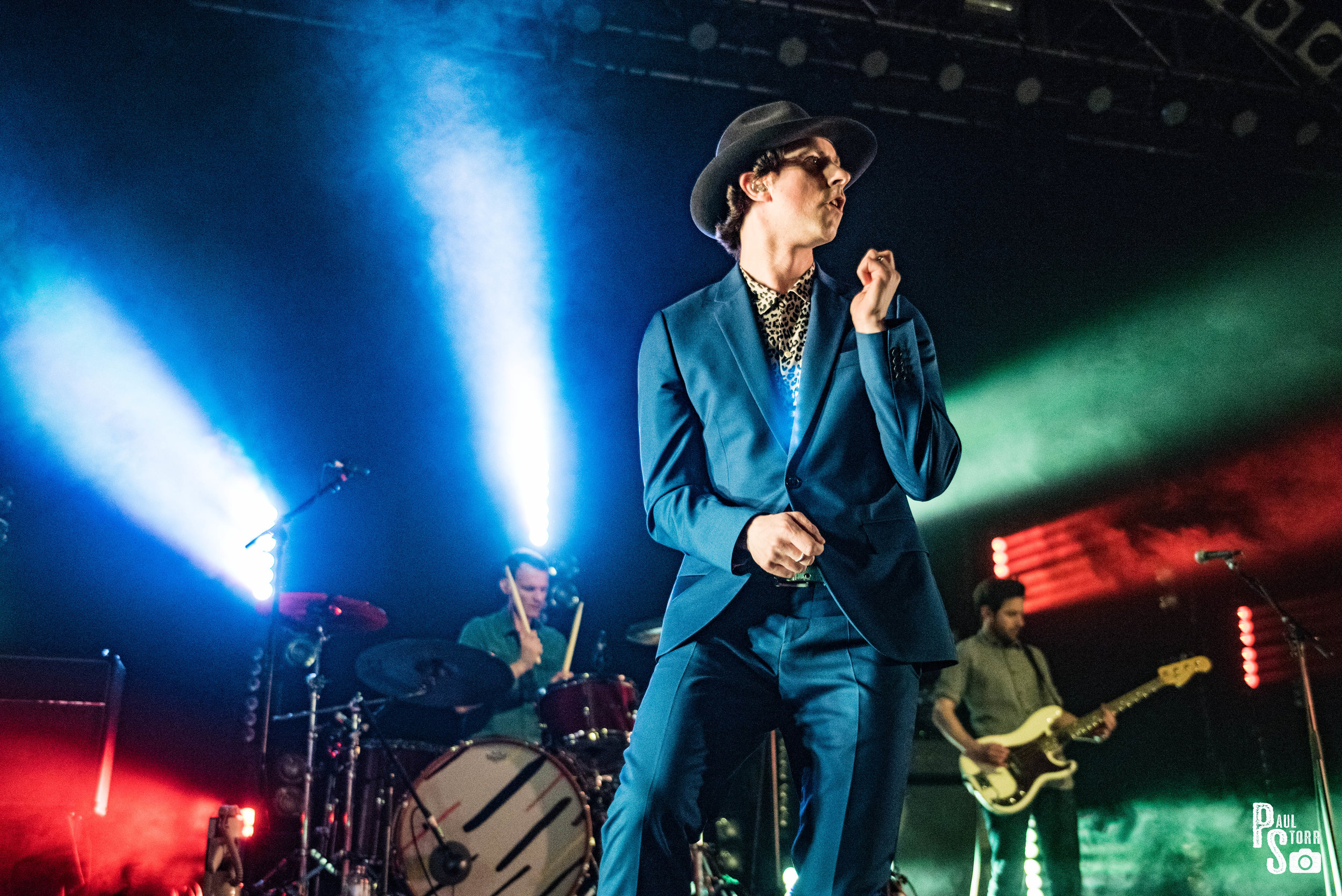 MAXIMO PARK PERFORMING AT GLASGOW'S O2 ABC - 09/05/2017   PICTURE BY: PAUL STORR PHOTOGRAPHY