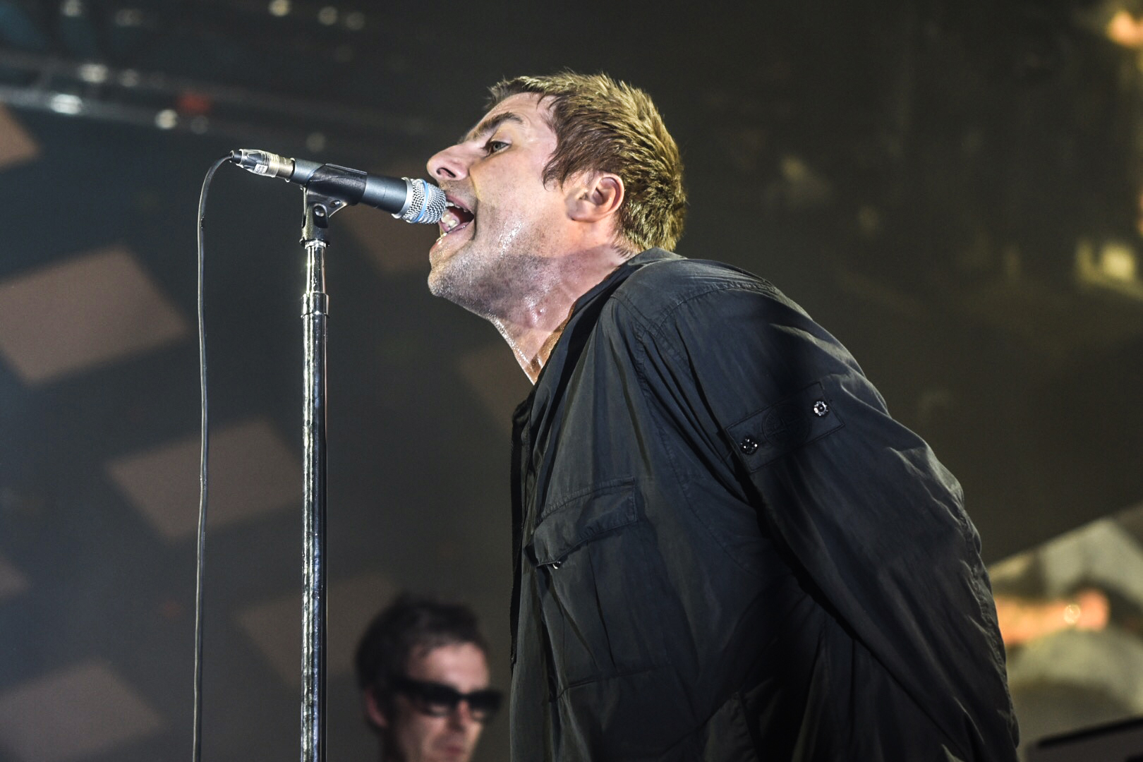 10 - Liam Gallagher performing to Sold Out Crowd at Glasgow's Barrowlands as part of As You Were Tour - 11-06-2017 - Pic By - Calum Buchan Photography - Copy.jpg