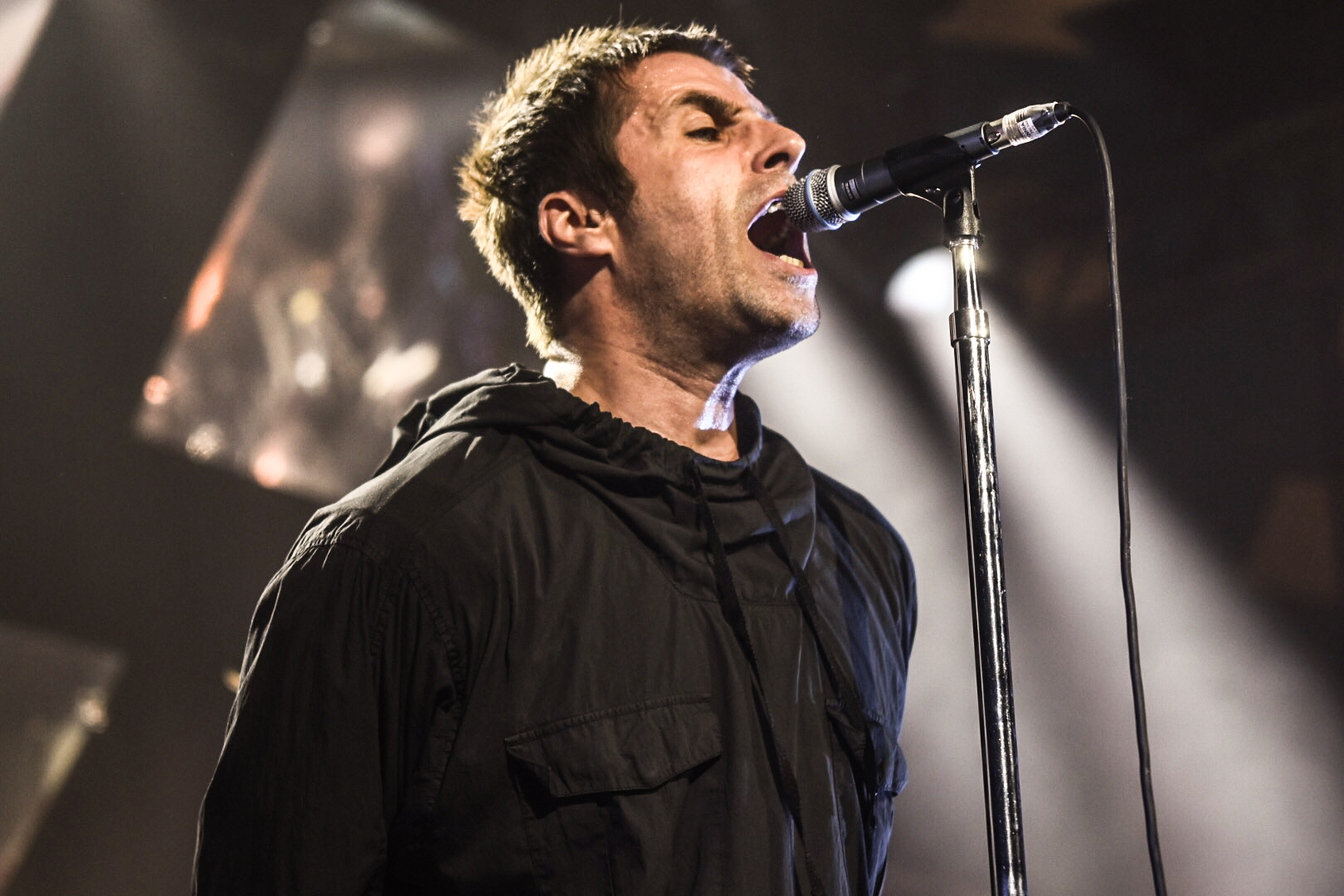 13 - Liam Gallagher performing to Sold Out Crowd at Glasgow's Barrowlands as part of As You Were Tour - 11-06-2017 - Pic By - Calum Buchan Photography - Copy.jpg