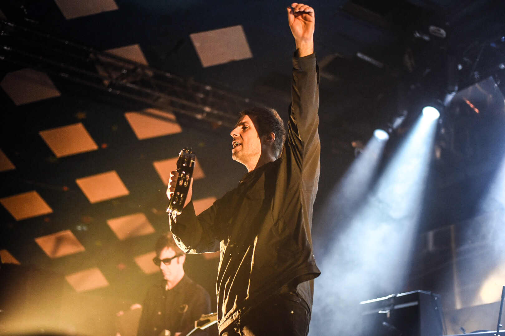 15 - Liam Gallagher performing to Sold Out Crowd at Glasgow's Barrowlands as part of As You Were Tour - 11-06-2017 - Pic By - Calum Buchan Photography - Copy.jpg