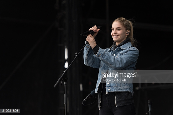 LONDON GRAMMAR PERFORMING TRNSMT FEST 2017 IN GLASGOW - 07/07/2017  PICTURE BY: ROBERTO RICCIUTI - GETTY IMAGES