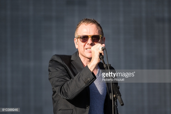 BELLE & SEBASTIAN PERFORMING TRNSMT FEST 2017 IN GLASGOW - 07/07/2017  PICTURE BY: ROBERTO RICCIUTI - GETTY IMAGES