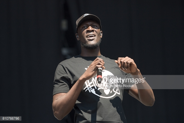 STORMZY PERFORMING TRNSMT FEST 2017 IN GLASGOW - 08/07/2017  PICTURE BY: ROBERTO RICCIUTI - GETTY IMAGES