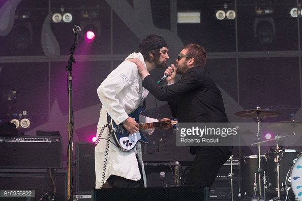 KASABIAN PERFORMING TRNSMT FEST 2017 IN GLASGOW - 08/07/2017  PICTURE BY: ROBERTO RICCIUTI - GETTY IMAGES