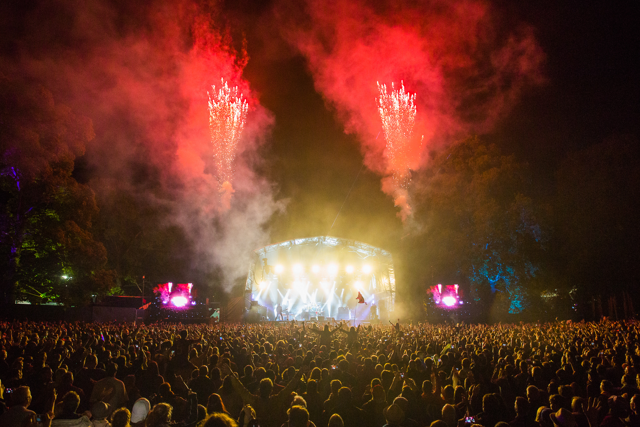 STEREOPHONICS CLOSING FRIDAY NIGHT AT KENDAL CALLING FESTIVAL - 28/07/2017  PICTURE BY: JODY HARTLEY