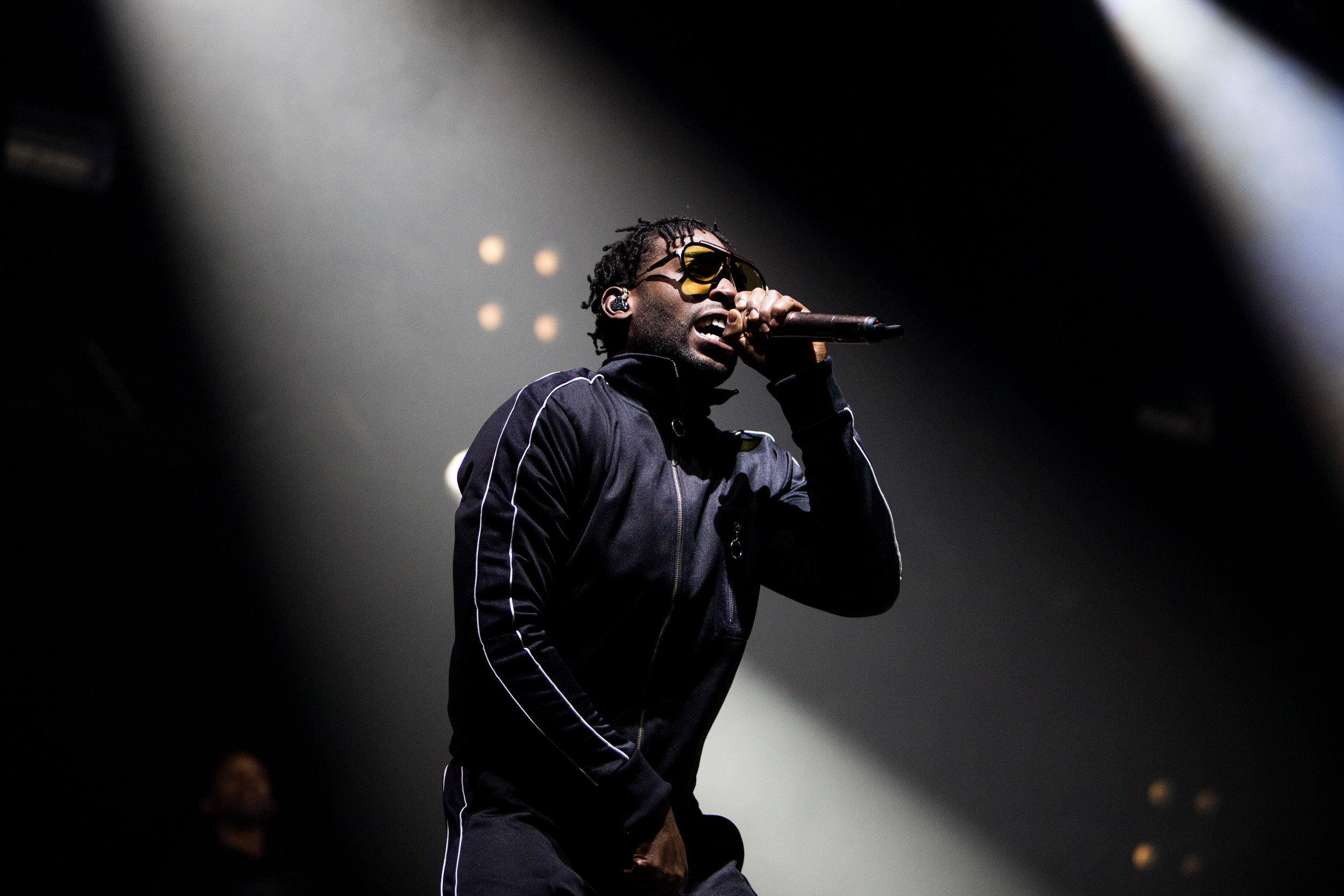 TINIE TEMPAH CLOSING OFF KENDAL CALLING FESTIVAL 2017 ON THE MAIN STAGE - 30/07/2017  PICTURE BY: JODY HARTLEY