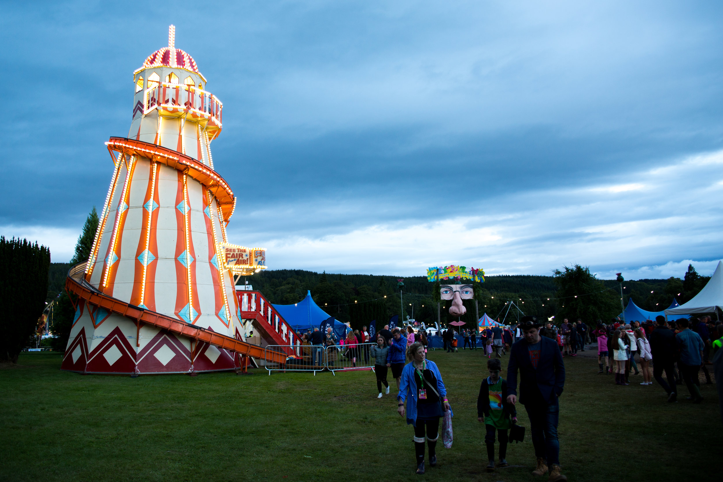 BELLADRUM FESTIVAL 2017 SITE - BELLADRUM ESTATE, BEAULY - 03/04/17 - 05/04/17  PICTURE BY: FINDLAY MACDONALD PHOTOGRAPHY