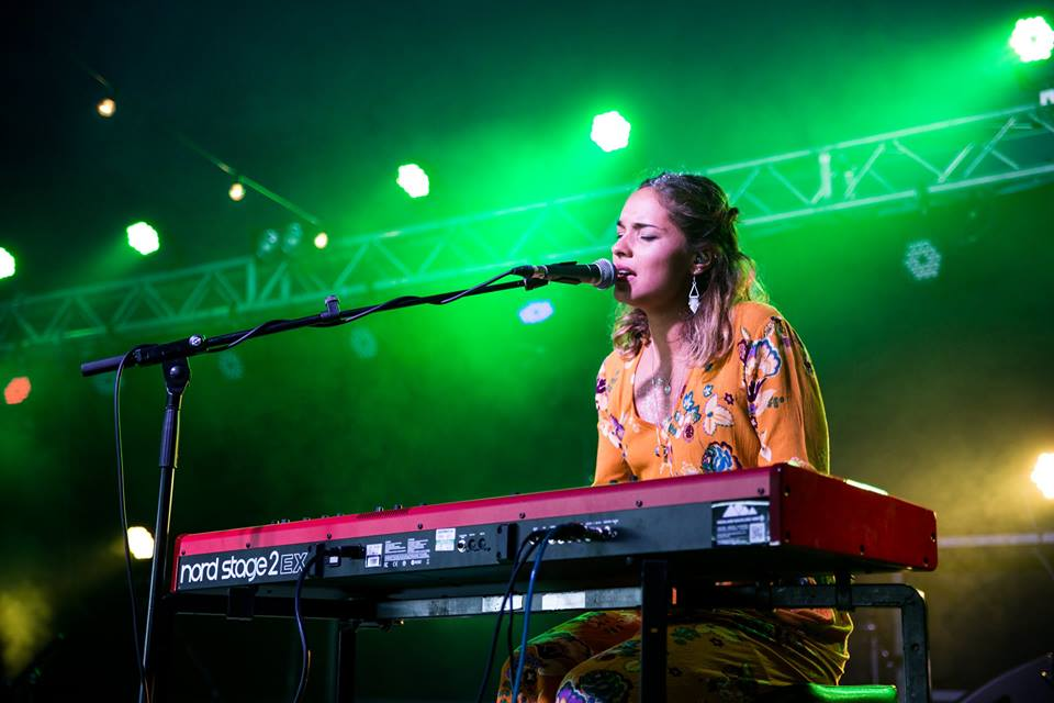 TAMZENE PERFORMING AT BELLADRUM TARTAN HEART FESTIVAL 2017 - 05/08/2017  PICTURE BY: FINDLAY MACDONALD PHOTOGRAPHY