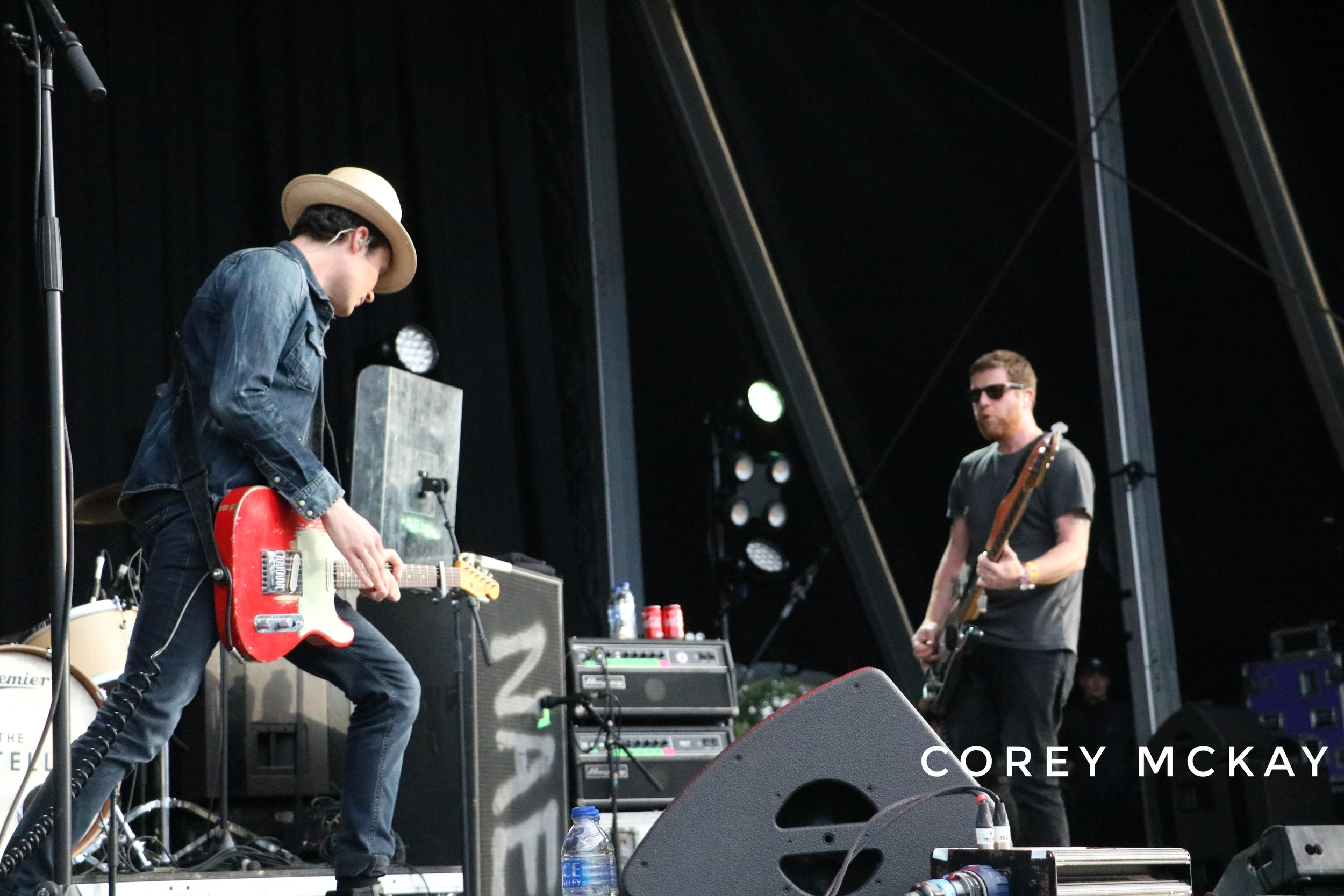 THE FRATELLIS PERFORMING AT CARNIVAL FIFTY SIX FESTIVAL 2017 - 12/08/2017  PICTURE BY: COREY MCKAY PHOTOGRAPHY