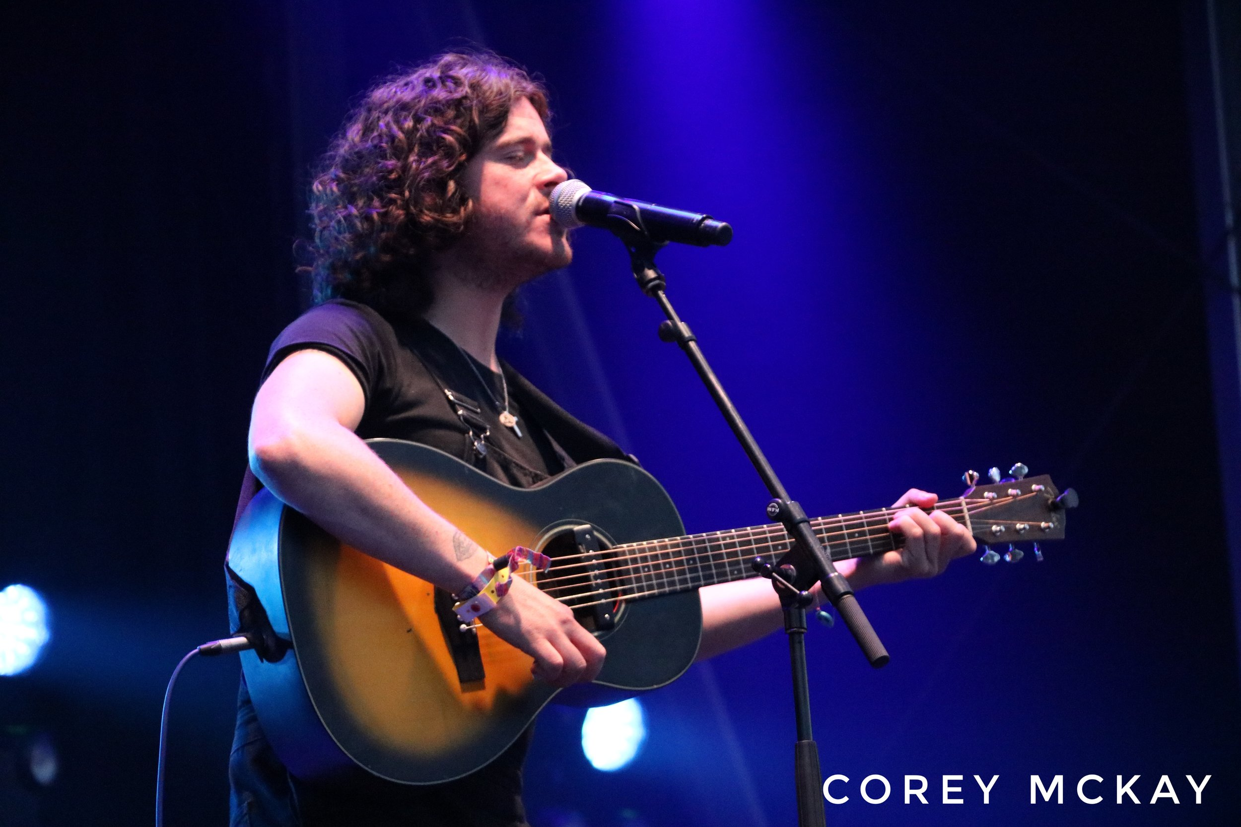 THE KYLE FALCONER BAND - PERFORMING AT CARNIVAL FIFTY SIX FESTIVAL 2017 - 13/08/2017  PICTURE BY: COREY MCKAY PHOTOGRAPHY