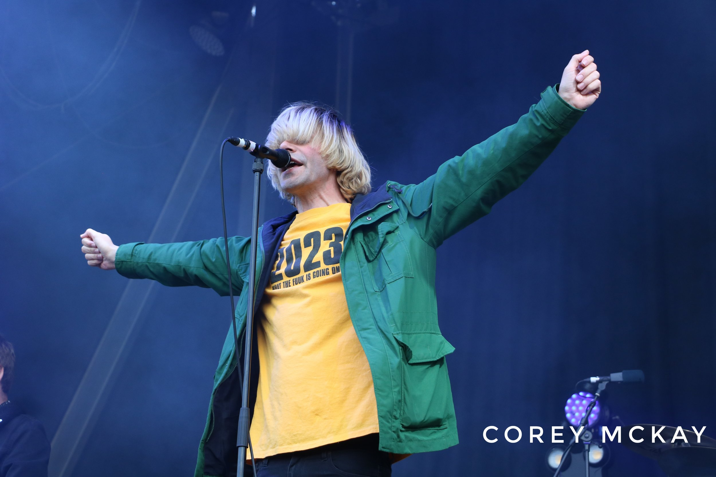 THE CHARLATANS PERFORMING AT CARNIVAL FIXTY SIX FESTIVAL 2017 - 13/08/2017  PICTURE BY: COREY MCKAY PHOTOGRAPHY
