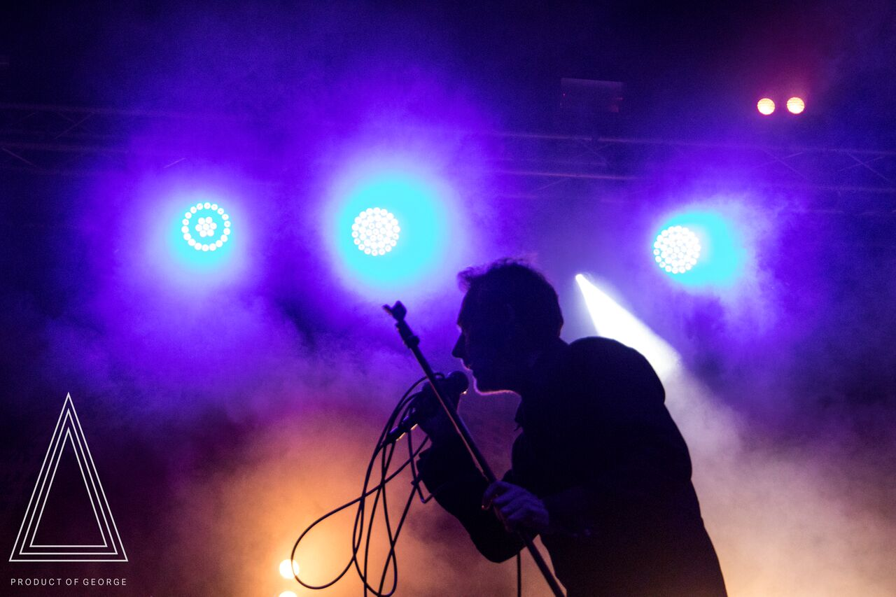 THE JESUS & THE MARY CHAIN PERFORMING AT DAY TWO OF ELECTRIC FIELDS FESTIVAL 2017 - 02/09/2017  PICTURE BY: PRODUCT BY GEORGE PHOTOGRAPHY