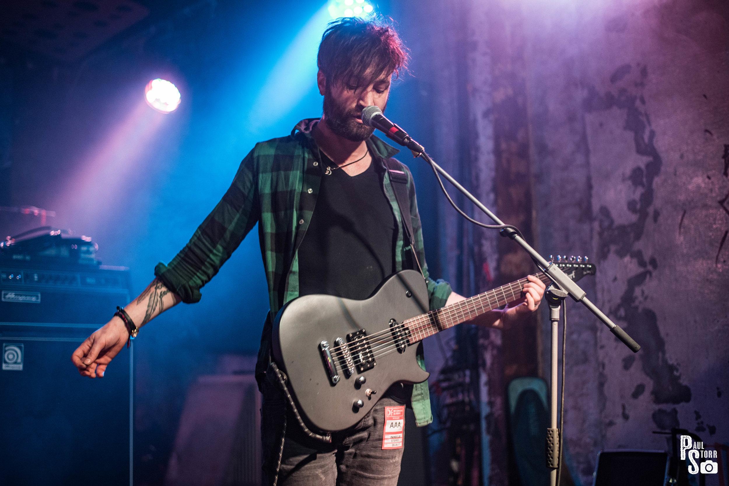 Artie Ziff, Stereo Glasgow, 5-9-17-8.jpg
