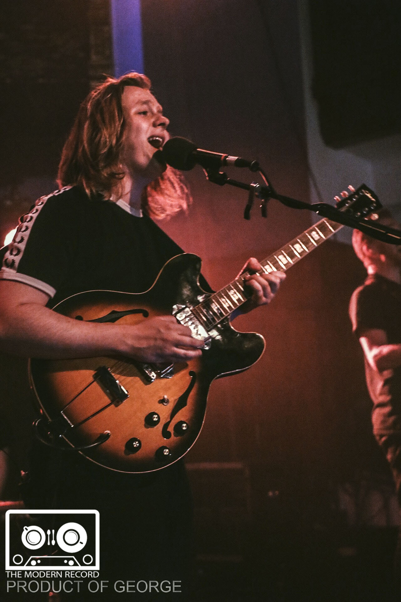 LEWIS CAPALDI PERFORMING A SOLD OUT HOMECROWD SHOW AT GLASGOW'S ST LUKE'S - 15/09/2017  PICTURE BY: PRODUCT OF GEORGE PHOTOGRAPHY