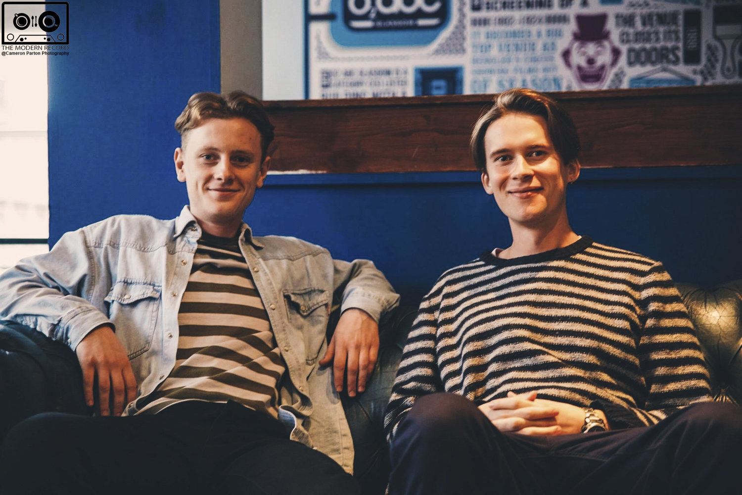 INTERVIEW WITH 'ROAM' AT GLASGOW'S O2 ABC // 27.09.2017  PICTURE BY : CAMERON PARTON PHOTOGRAPHY