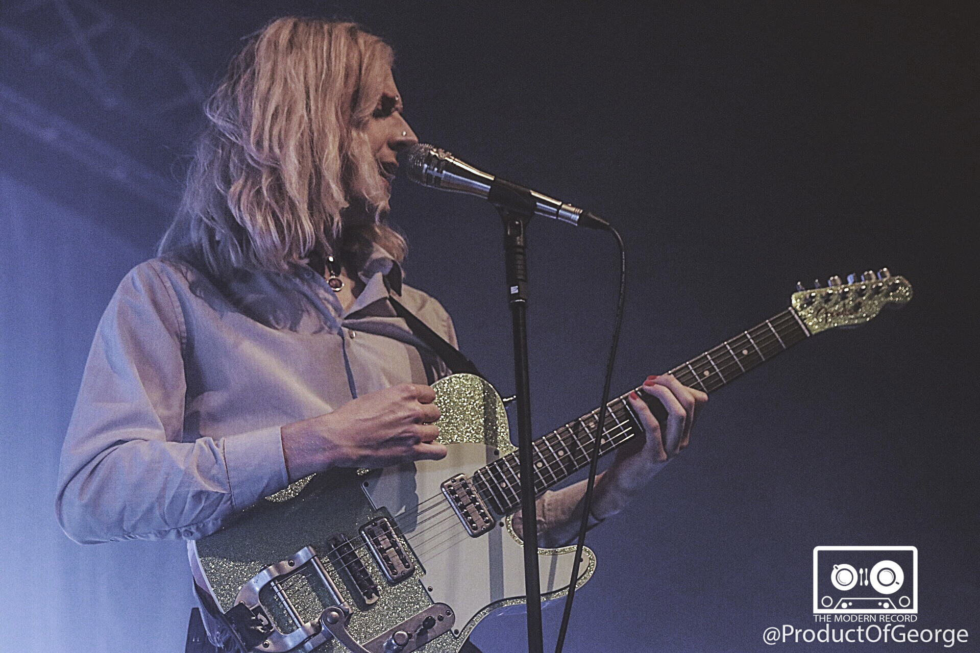 SUNDARA KARMA PERFORMING SOLD OUT SHOW AT GLASGOW'S O2 ABC - 01/10/2017  PICTURE BY@ PRODUCT OF GEORGE PHOTOGRAPHY