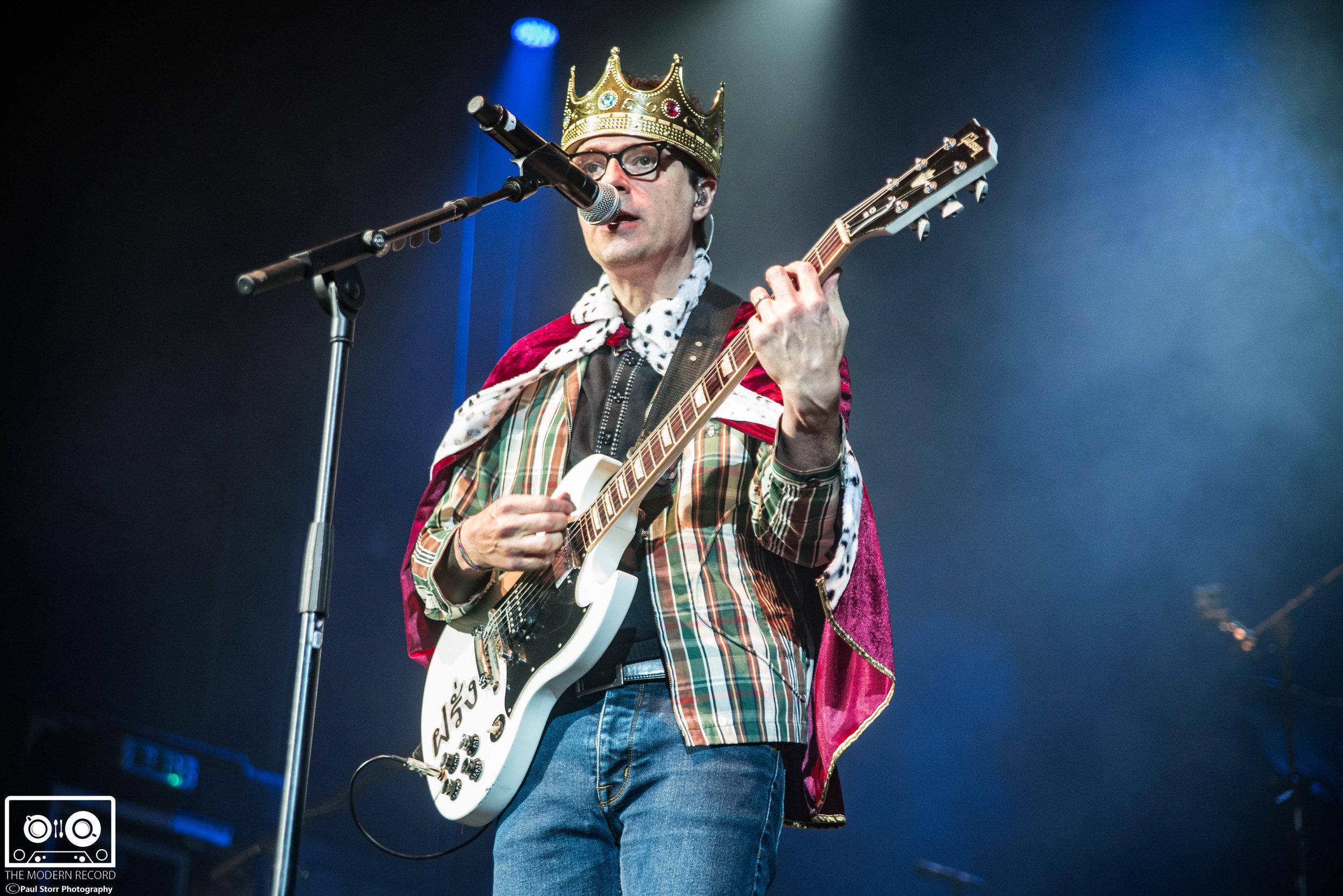 Weezer, O2 Academy Glasgow, 24-10-17-1.jpg