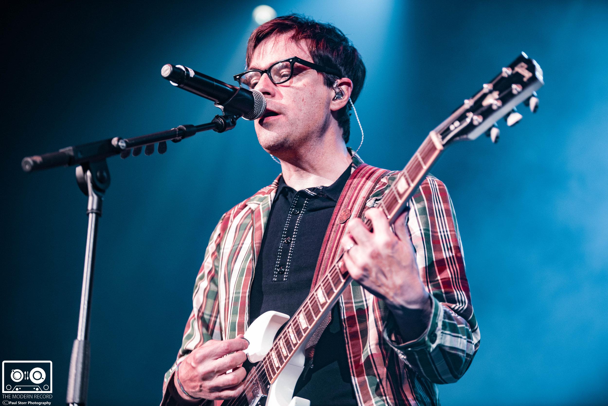 Weezer, O2 Academy Glasgow, 24-10-17-13.jpg