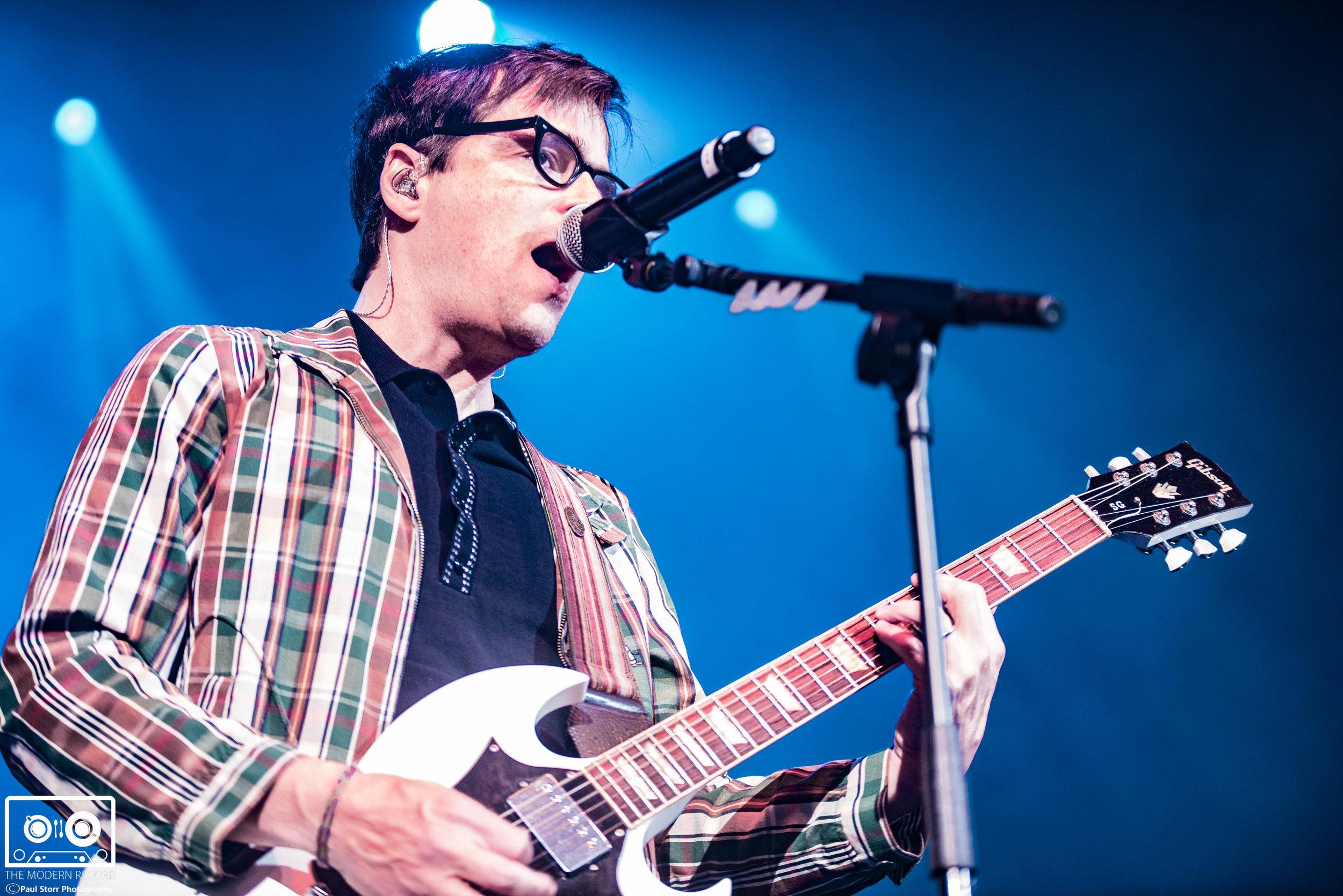 Weezer, O2 Academy Glasgow, 24-10-17-16.jpg