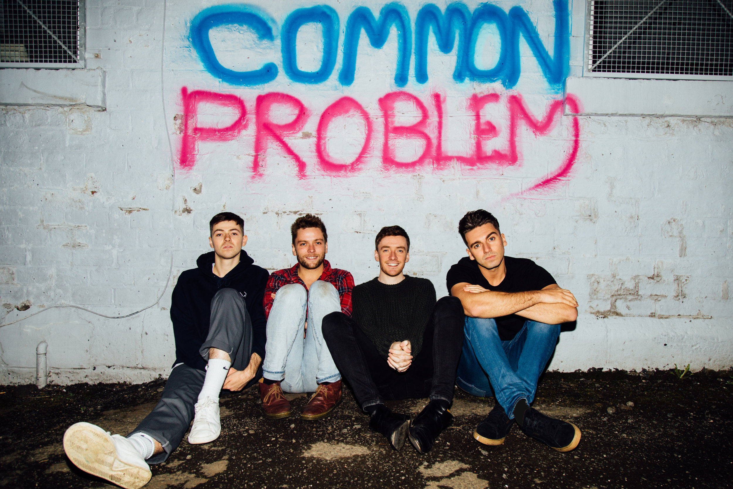 THE LAFONTAINES - COMMON PROBLEM - PROMO WORK FOR BRAND NEW ALBUM  PHOTO SOURCE: CHUFF MEDIA