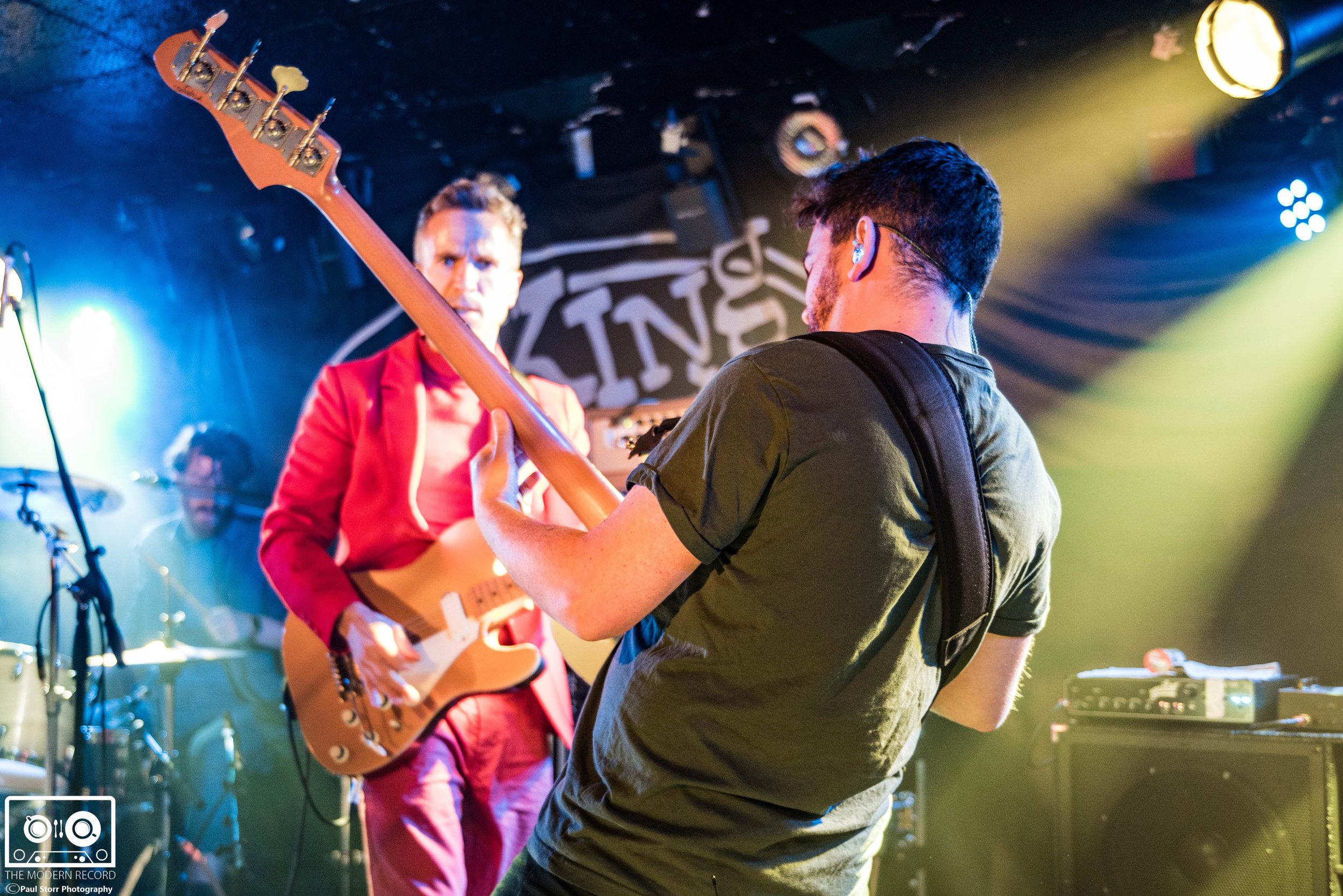 The Hoosiers, King Tuts Wah Wah Hut Glasgow, 3-11-17-8.jpg